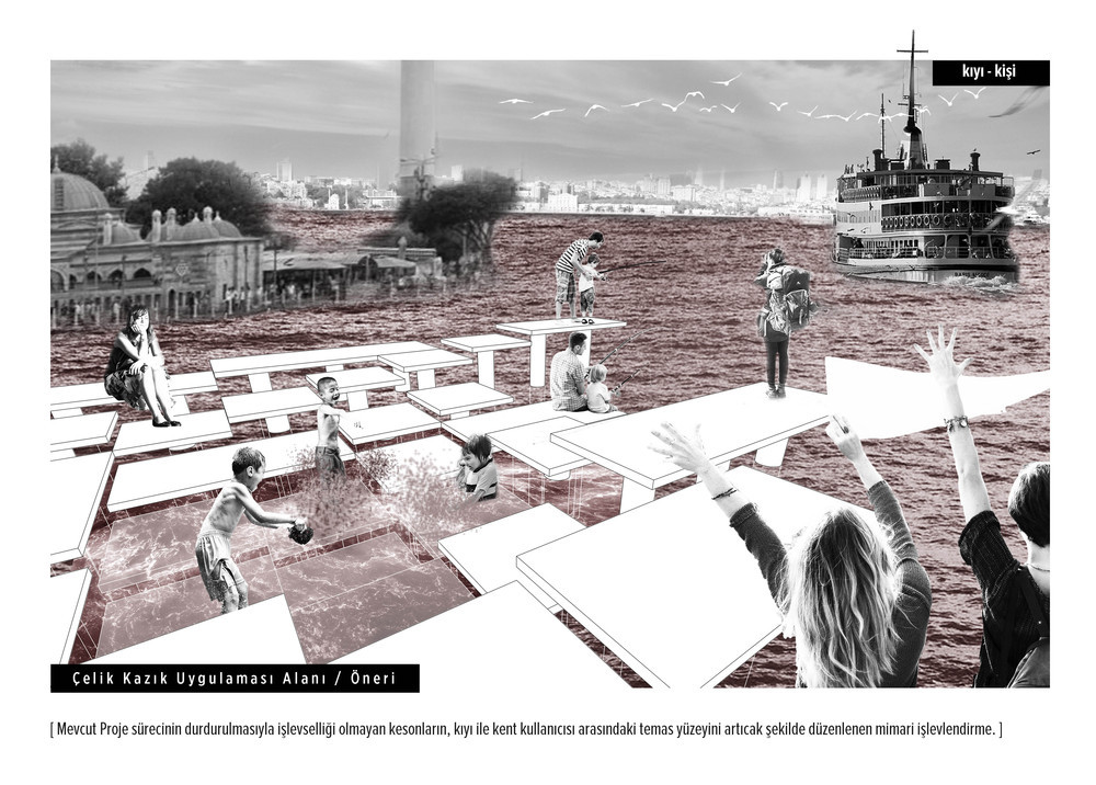 Eşdeğer Mansiyon, S.O.S İstanbul Fikir Projesi Yarışması 2017: Üsküdar Meydanı