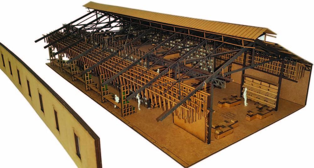 1. Ödül, Mekan 2017 / İç Mimarlık Öğrencileri Ulusal Bitirme Projesi Yarışması