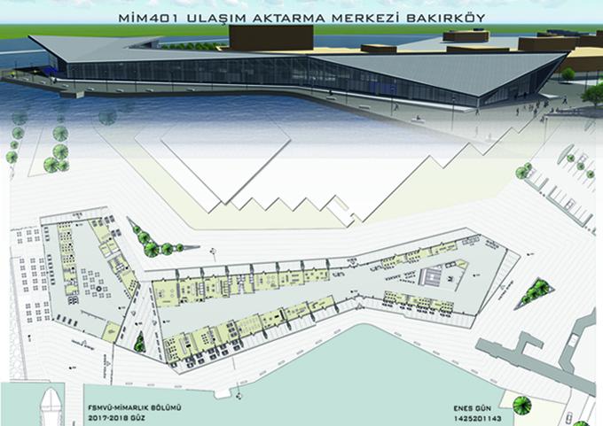 Bakırköy Ulaşım ve Aktarma Merkezi (Transportation Hub)