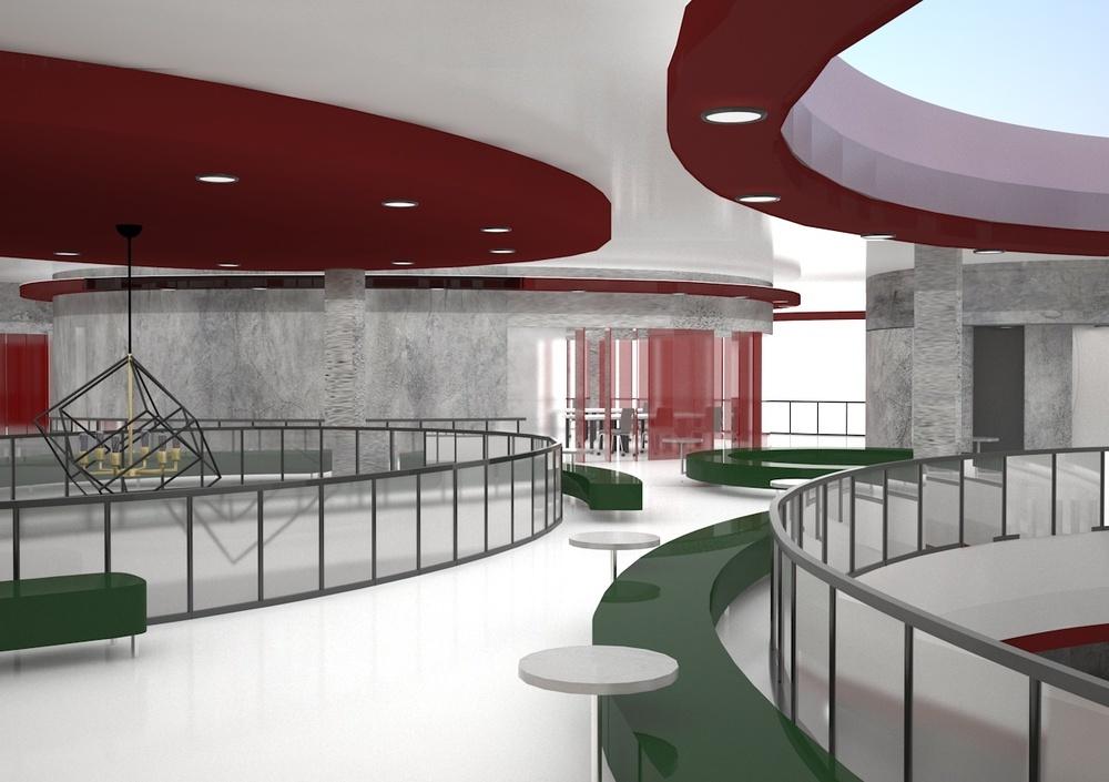 Güzel Sanatlar ve Mimarlık Fakültesi Bitirme Projesi