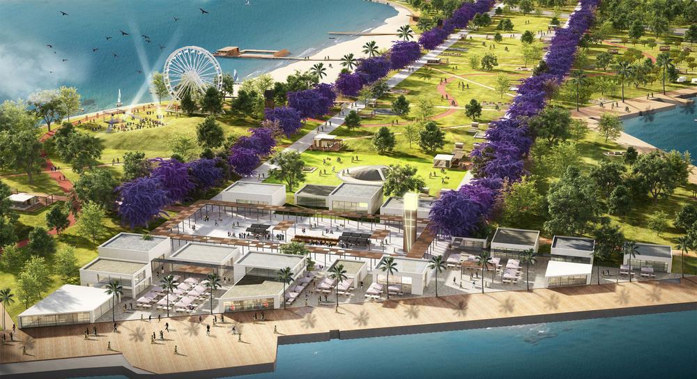 Eşdeğer Ödül (DODOFIS), Tevfik Sırrı Gür Stadyumu ile Çamlıbel Limanı Fikir Projesi Yarışması
