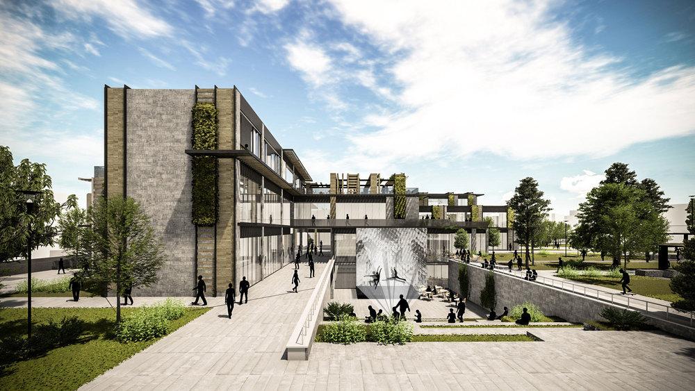 Satın Alma (Ofis16 Mimarlık), Çanakkale Belediyesi Çarşı, Yaşam Merkezi ve Otopark ile Yakın Çevresi Mimari Proje Yarışması