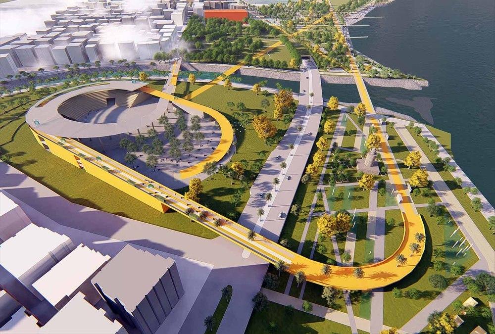 Katılımcı, Tevfik Sırrı Gür Stadyumu ile Çamlıbel Limanı Fikir Projesi Yarışması