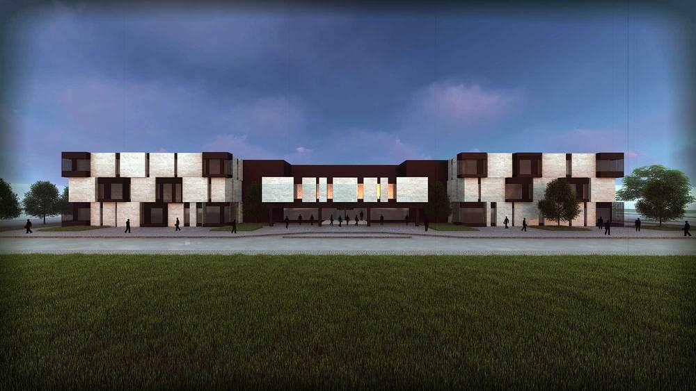 Katılımcı, Kamu Binaları Tasarımı Fikir Yarışması
