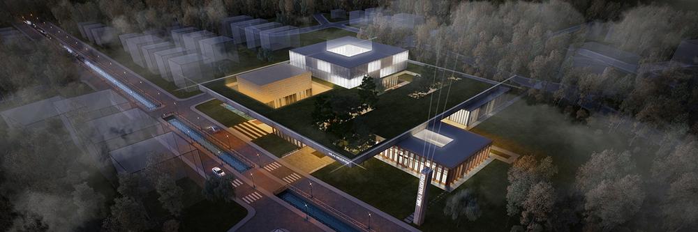 Katılımcı (Teamwork Architects), Kamu Binaları Tasarımı Fikir Yarışması