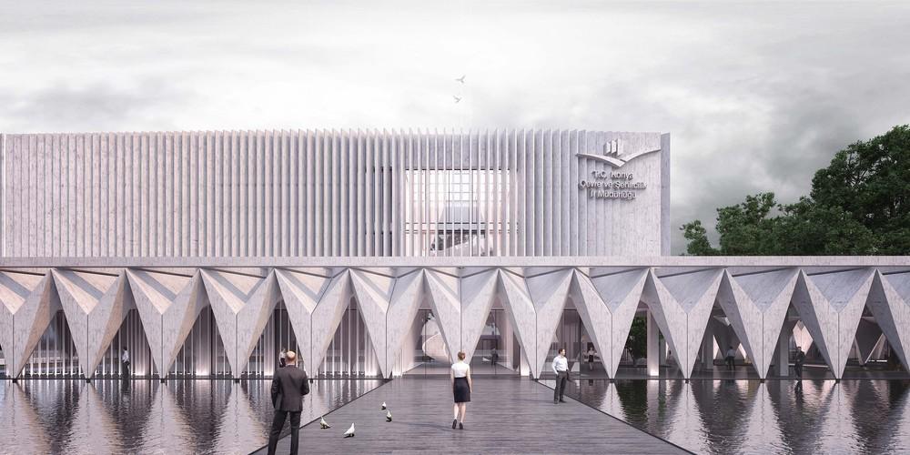Katılımcı (OfficePAN), Kamu Binaları Tasarımı Fikir Yarışması