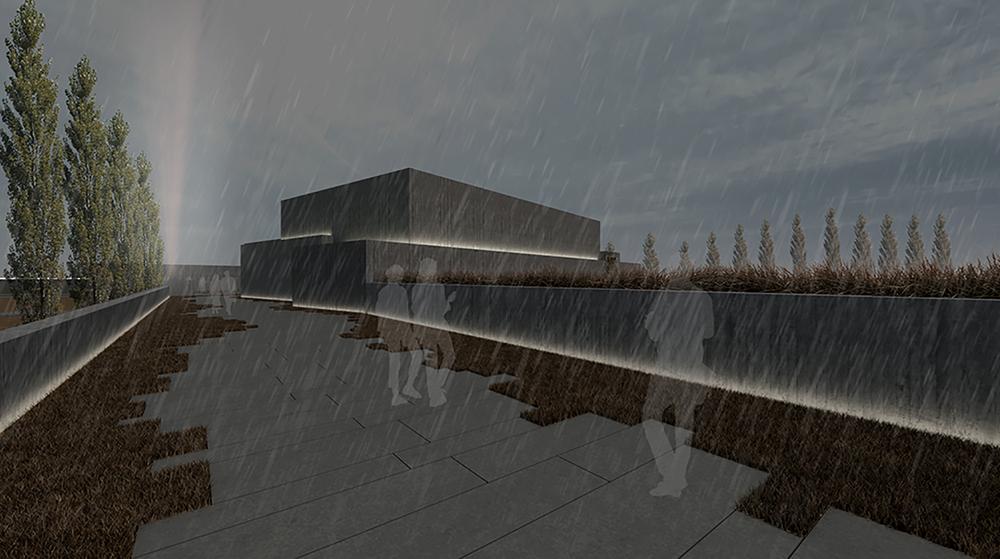 Katılımcı (Officehan), Kore Savaşı Anma Alanı ve Ziyaretçi Merkezi Mimari Proje Yarışması