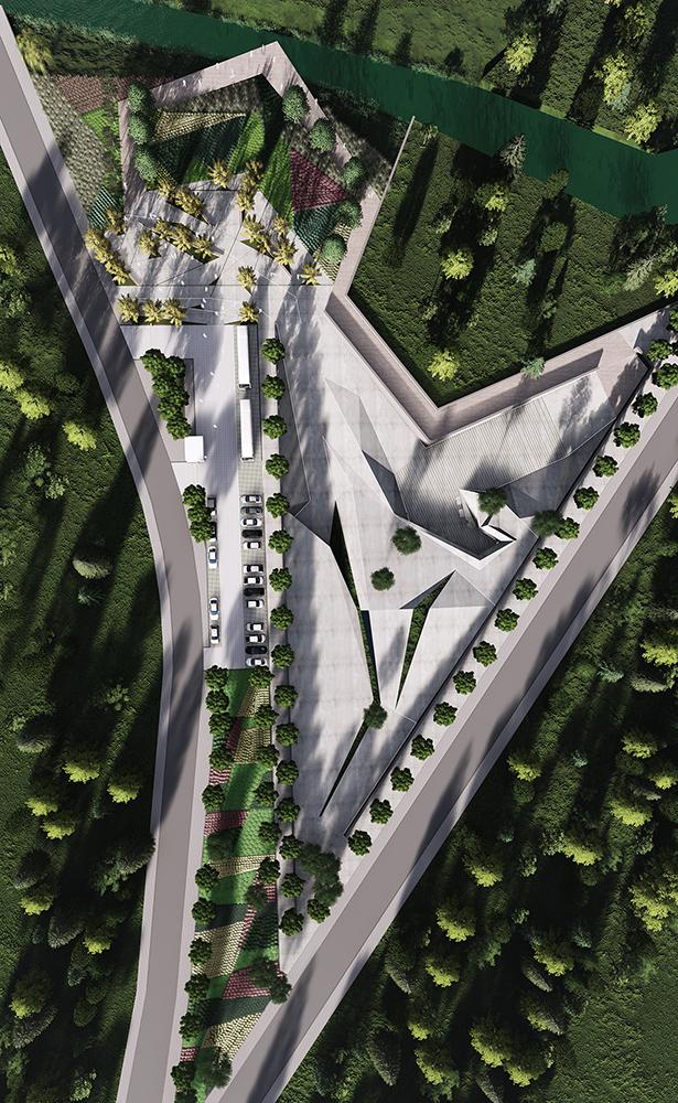 Katılımcı (KAT 73), Kore Savaşı Anma Alanı ve Ziyaretçi Merkezi Mimari Proje Yarışması