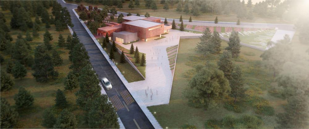 Katılımcı (Mesaidışı Mimarlık), Kore Savaşı Anma Alanı ve Ziyaretçi Merkezi Mimari Proje Yarışması