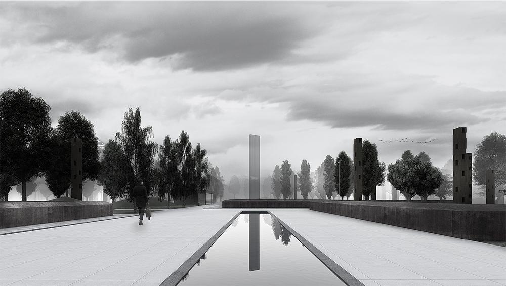 Katılımcı (ZERO), Kore Savaşı Anma Alanı ve Ziyaretçi Merkezi Mimari Proje Yarışması
