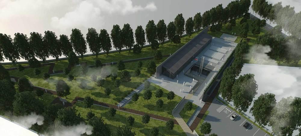 Katılımcı (AEN Mimarlık), Kore Savaşı Anma Alanı ve Ziyaretçi Merkezi Mimari Proje Yarışması