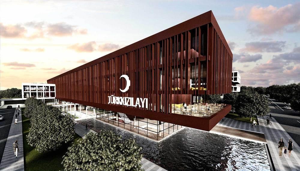 Katılımcı, Türk Kızılayı Genel Merkez Binası Mimari Fikir Projesi Davetli Yarışması