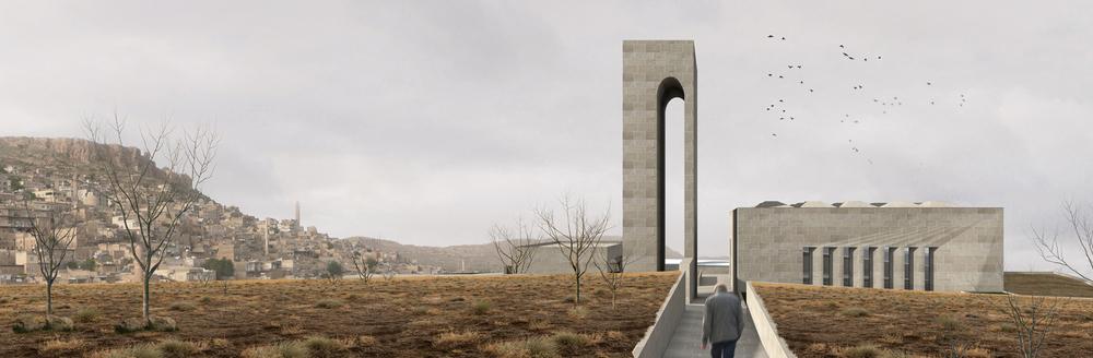 Katılımcı (1. Kategori), Cami Tasarımı Fikir Yarışması