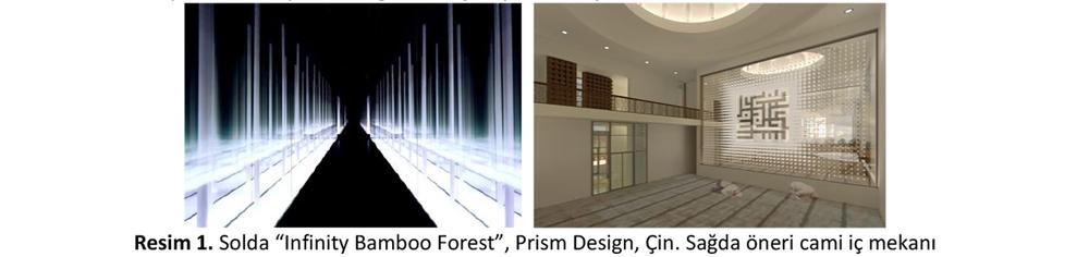 3. Ödül (1.Kategori), Cami Tasarımı Fikir Yarışması