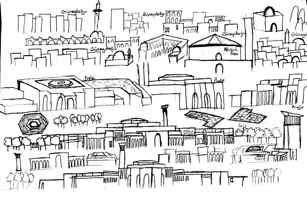 Mansiyon (2.Kategori), Cami Tasarımı Fikir Yarışması