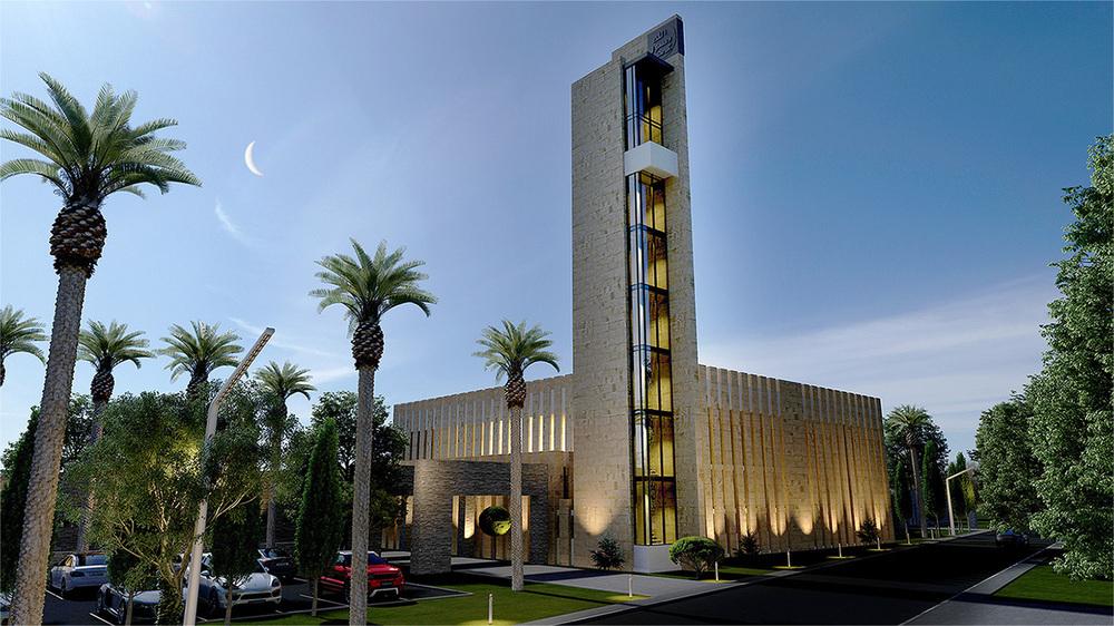 Katılımcı (2. Kategori), Cami Tasarımı Fikir Yarışması