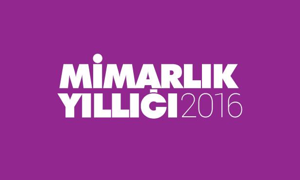 Türkiye Mimarlık Yıllığı 2016 İstanbul Sergisi 25 Nisan'da Açılıyor