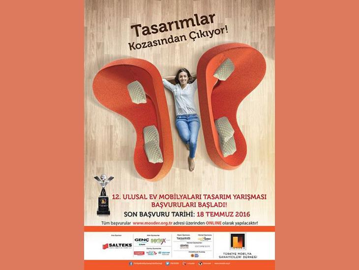 MOSDER 12. Ulusal Ev Mobilyaları Tasarım Yarışması