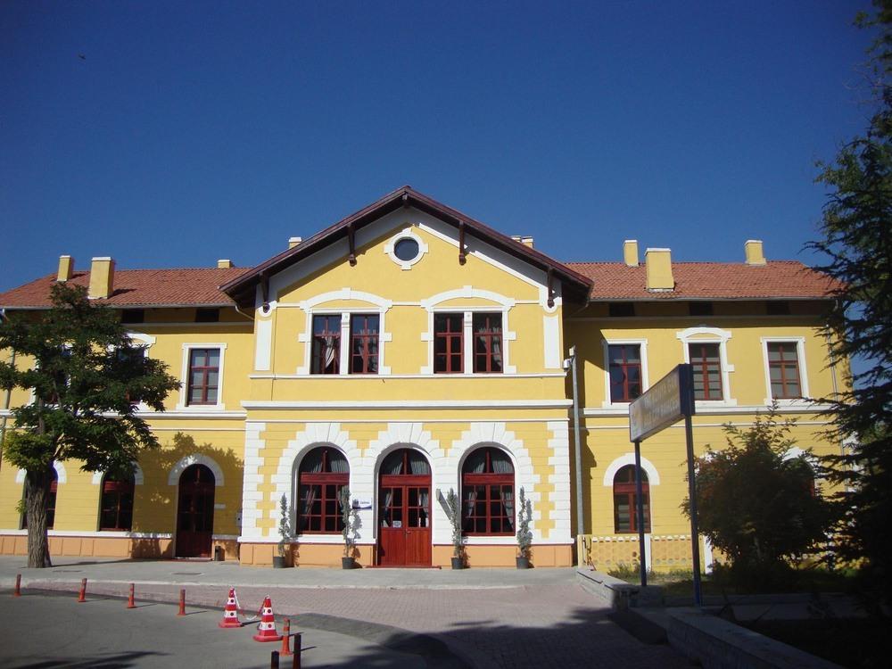 Konya'nın Demiryolu Mirası