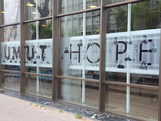 Umudun Sergisi Studio-X'te Açılıyor