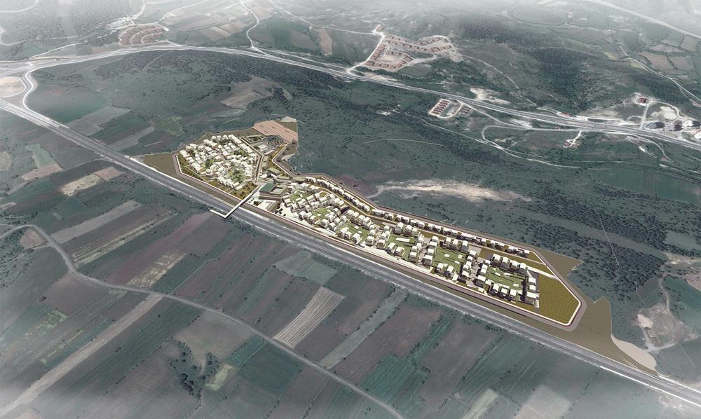 2. Ödül, Karadeniz Bölgesi (Kastamonu), 7 İklim 7 Bölge - Mahalle Ulusal Mimari ve Kentsel Tasarım Fikir Yarışması