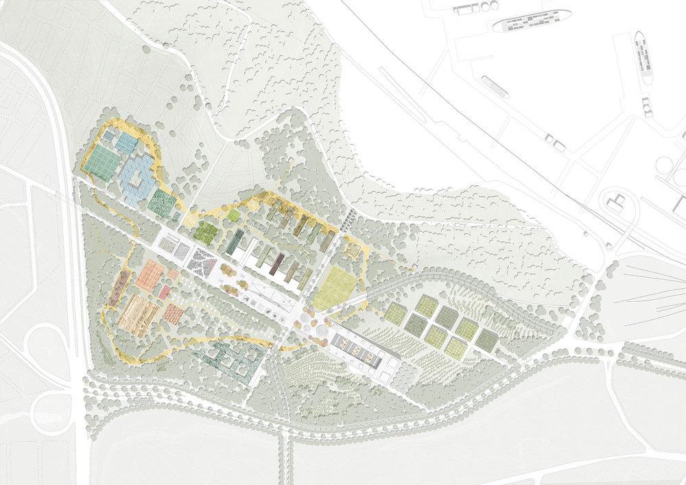 3. Mansiyon, Bandırma Tasarım Parkı Yarışması