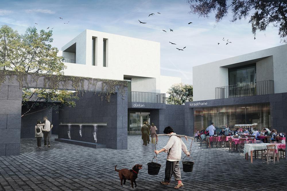 Eş Değer Birincilik Ödülü, Mahalle Tasarımı Fikir Yarışması