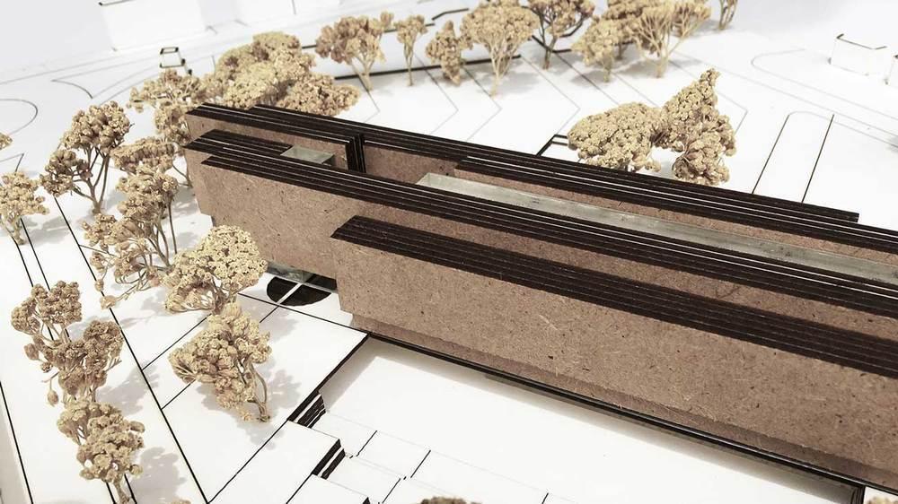 3. Ödül, İnegöl Belediyesi Hizmet Binası Mimari Proje Yarışması