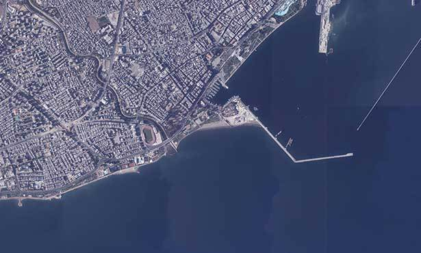 Tevfik Sırrı Gür Stadyumu ile Çamlıbel Limanı Arası Kıyı ve Rekreasyon Düzenlemesi Fikir Projesi Yarışması Sonuçlandı