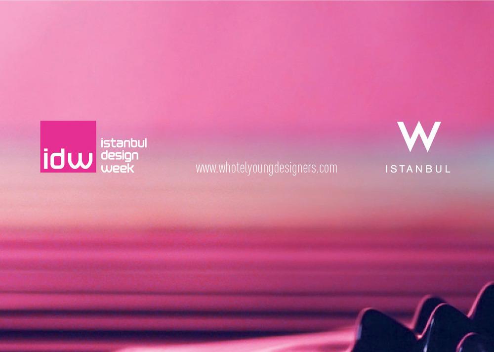 W İstanbul Genç Tasarımcı Yarışması