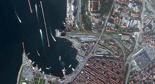S.O.S İstanbul Fikir Projesi Yarışması 2015: Haydarpaşa ve Çevresi