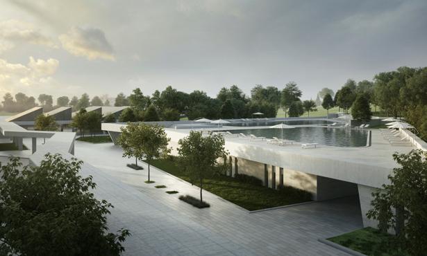Lüleburgaz Yıldızları Yüzme Akademisi Mimari Proje Yarışması Sonuçlandı