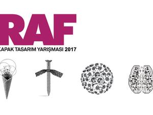 11. RAF Ürün Dergisi Kapak Tasarım Yarışması