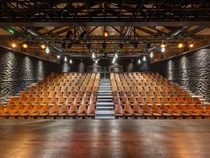 Boğaziçi Üniversitesi Demir Demirgil Tiyatro Salonu