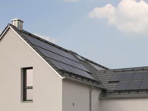 Braas InDaX Ankastre Fotovoltaik Sistem