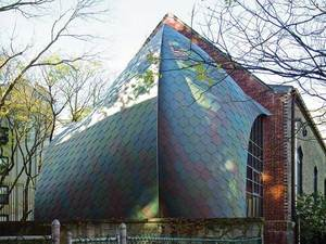 VMZINC® Titanyum Çinko Çatı ve Cephe Kaplamaları