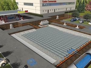DRENING® - Yağmur Suyu Kontrolü ve Drenaj Sistemi