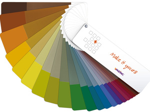 VMZINC® Titanyum Çinko Çatı ve Cephe Kaplamaları <br>Projeye Özel PIGMENTO® Yüzeyler