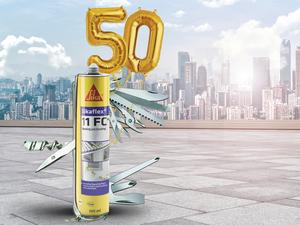 Sikaflex®-11 FC+ 50 Yaşında