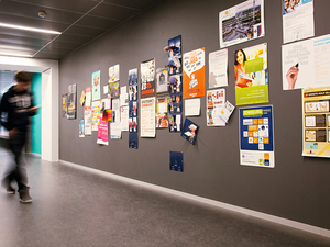 Forbo Flooring Systems <br>Bulletin Board