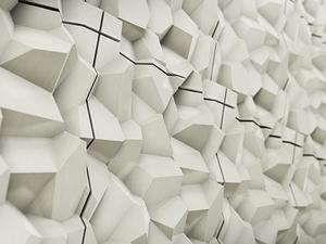 KAZA Concrete – Penta, 3 Boyutlu  Beton Karo