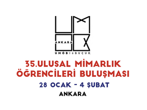 35. Ulusal Mimarlık Öğrencileri Buluşması