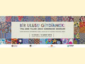 Bir Ulusu Giydirmek:1956-2000 Yılları Arası Sümerbank Desenleri