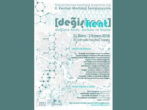 Türkiye Kentsel Morfoloji Araştırma Ağı 2. Sempozyumu