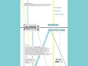 Caumme - Paumme 2018: Borders in Architecture