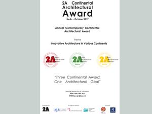 """2A Architecture Award"" Ödül Töreni"