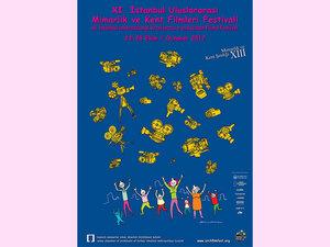 11. İstanbul Uluslararası Mimarlık ve Kent Filmleri Festivali Belgesel ve Canlandırma Filmleri Yarışması
