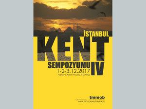 TMMOB IV. İstanbul Kent Sempozyumu