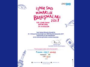 İzmir SMD Mimarlık Buluşmaları 2017