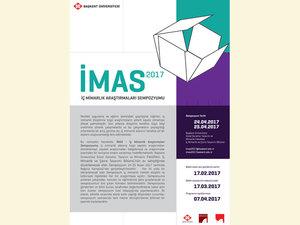 İMAS 2017 - İç Mimarlık Araştırmaları Sempozyumu 2017